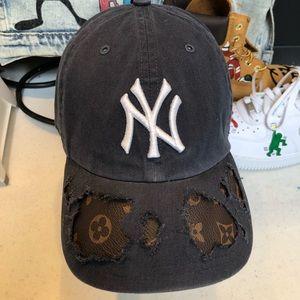 380e7c66c69 Louis Vuitton Accessories - NY Yankees X Louis Vuitton Custom Hat